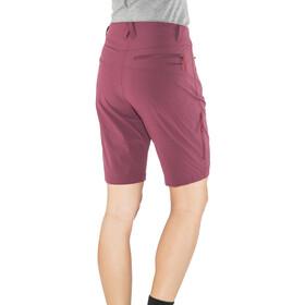 Mammut Runje korte broek Dames rood